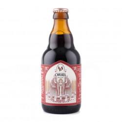 Oriel Quadrupel (Raspberry Vanilla)