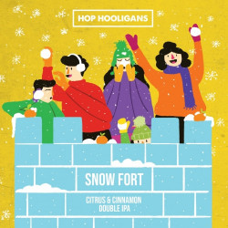 eticheta Snow Fort