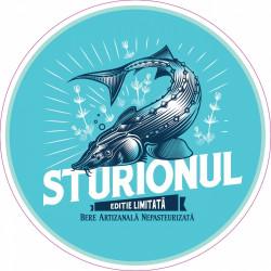 eticheta Sturionul - Editie Limitata