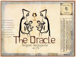 eticheta White Pony The Oracle