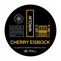eticheta WRCLW Eisbock Cherry