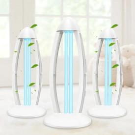Lampa Germicida UV-C Pentru Sterilizare Interioara buton ON-OFF