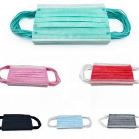 Masca de Protectie Diverse Culori 1 Set / 50 buc