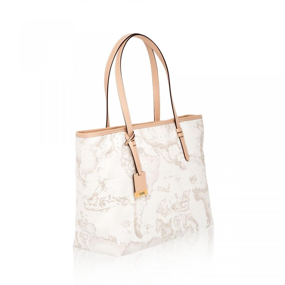 borsa bianca prima classe