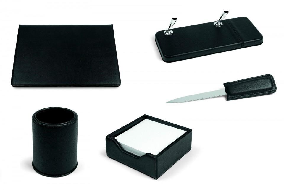 Scrivania Ufficio Regalo : Set pezzi r balestra nero regalo professionale ufficio da