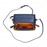 DUDU Mini Borsa a Tracolla Spalla Donna in Pelle Elegante Piccola Borsetta Quadrata con Cerniera Zip e Cinghia Staccabile