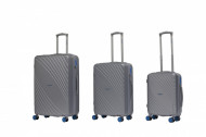 SET TROLLEY RIGIDO 4 RUOTE RAVIZZONI LINEA FRESH