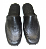 PRESTIGIOSE PANTOFOLE UOMO IN PELLE IMPERIAL MADE IN ITALY