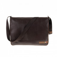 BORSA TRACOLLA MESSENGER UOMO IN PELLE TUSCAN'S VEGA MADE IN ITALY
