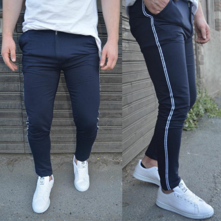 Pantaloni Slim Fit 005