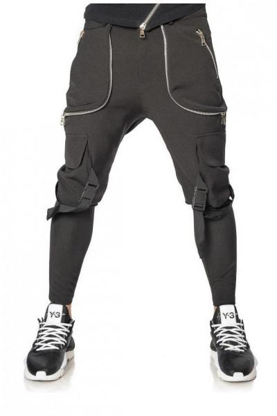 Pantaloni Black Jet Mexton Men