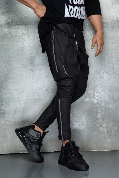 Salopeta Rockstar Leather Mexton Men