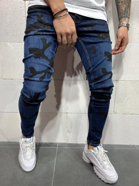 Blugi Slim Fit b722-x