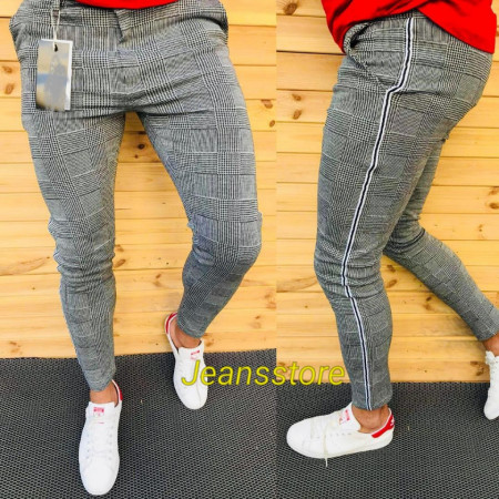 Pantaloni Slim Fit 002
