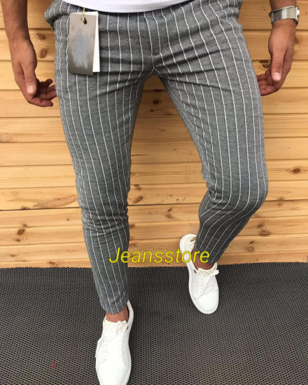 Pantaloni Slim Fit 003