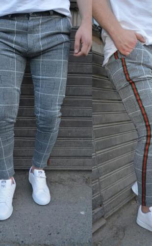 Pantaloni Slim Fit 006