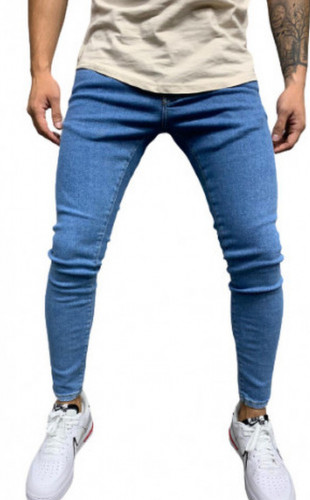 Blugi slim fit cod B5499