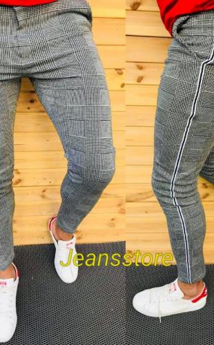 Pantaloni Slim Fit 002