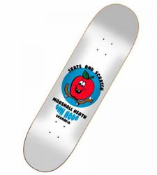 SK8MAFIA Heath Skate And Scratch Deck