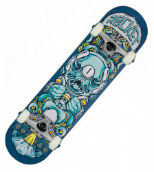 Rocket Skateboards Alien Pile-Up