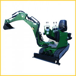 Mini excavator Sphinx MPT 82 1500 P+