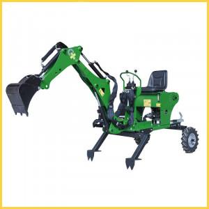 Mini excavator La Puce ML 96 800 S