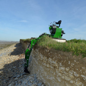 Mini excavator Sphinx MPT 82 1500 S