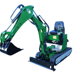 Mini excavator Sphinx MPT 82 1500 P