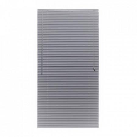 jaluzele orizontale pvc/gri L 75 cm x 140cm