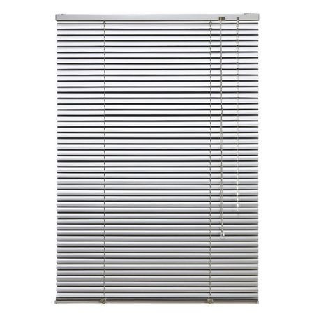 jaluzele orizontale aluminiu ARGINTIU L 100 cm x H 190 cm