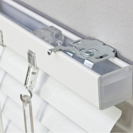 jaluzele orizontale aluminiu alb L 60 cm x H 160 cm