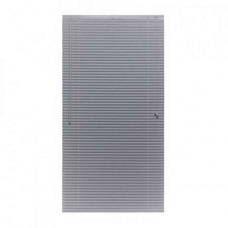 jaluzele orizontale pvc/gri L 80 cm x 180cm