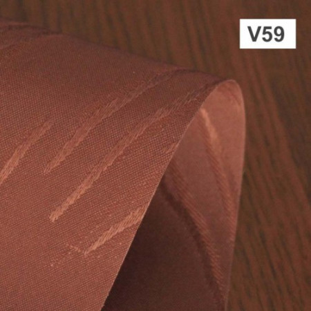 Lamele pentru jaluzele verticale VAN GOGH V59 H160CM