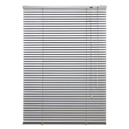 jaluzele orizontale aluminiu ARGINTIU L 60 cm x H 120 cm