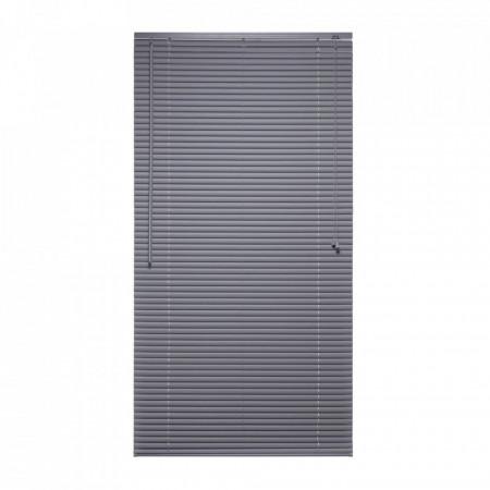 jaluzele orizontale pvc/gri 40 cm x 155cm