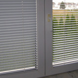jaluzele orizontale pvc/alb 100 cm x 140cm
