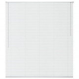jaluzele orizontale pvc/alb 60 cm X 120 cm