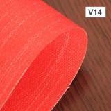 Lamele pentru jaluzele verticale H 140 EDEN-V14/BUC ROSU