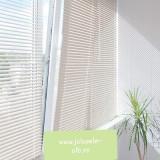 jaluzele orizontale pvc/alb 55 cm x 90cm