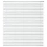 jaluzele orizontale pvc/alb 75 cm x 140 cm