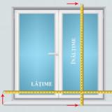 Jaluzele verticale standard L 140 X H 160 cm