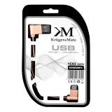 CABLU USB - USB TIP C( 1M )KRUGER&MATZ