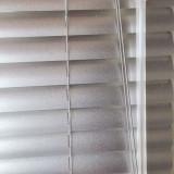 jaluzele orizontale aluminiu gri L 75 cm x H 110 cm