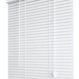 jaluzele orizontale pvc/alb L 45 cm x H 140 cm (SEMI-OPAC)