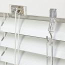 jaluzele orizontale aluminiu alb L 40 cm x H 180 cm