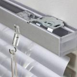 jaluzele orizontale aluminiu ARGINTIU L confectionata 75 cm x H 110 cm