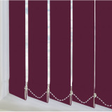 Lamele pentru jaluzele verticale EDEN V50-51