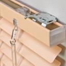 jaluzele orizontale aluminiu piersica L 80 cm x H 140 cm