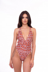 TROUBLE IN PARADISE One-Piece