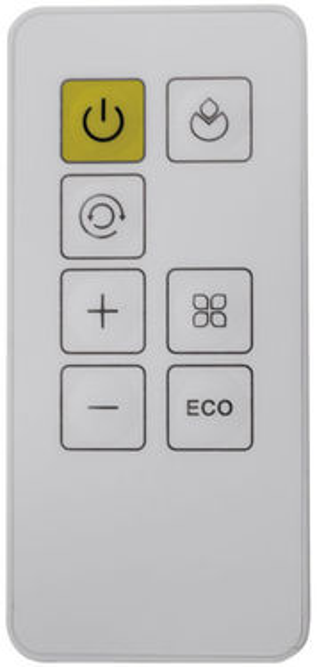 Aeroterma ceramica turn Fakir HT 700 WiFi, 2000 W, 2 trepte de putere, Control de la distanta prin reteaua Wi-Fi, Termostat reglabil electronic, Afisaj LED, Telecomanda, Protectie la supraincalzire, Alb lucios